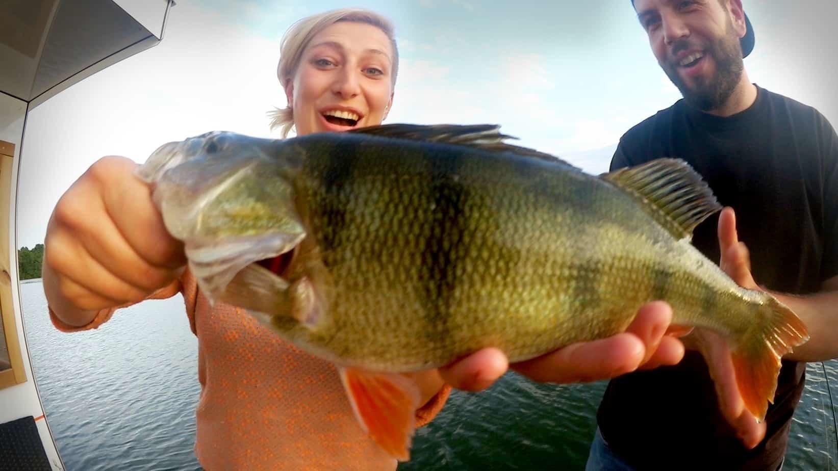 Fischerprüfung machen und angeln gehen